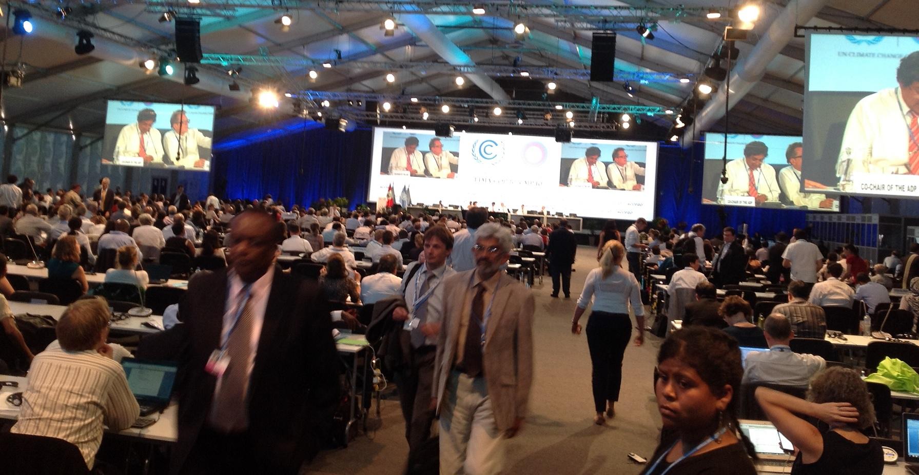 Del 1 al 11 de Junio se desarrollará en Bonn, Alemania la Conferencia de Cambio Climático-