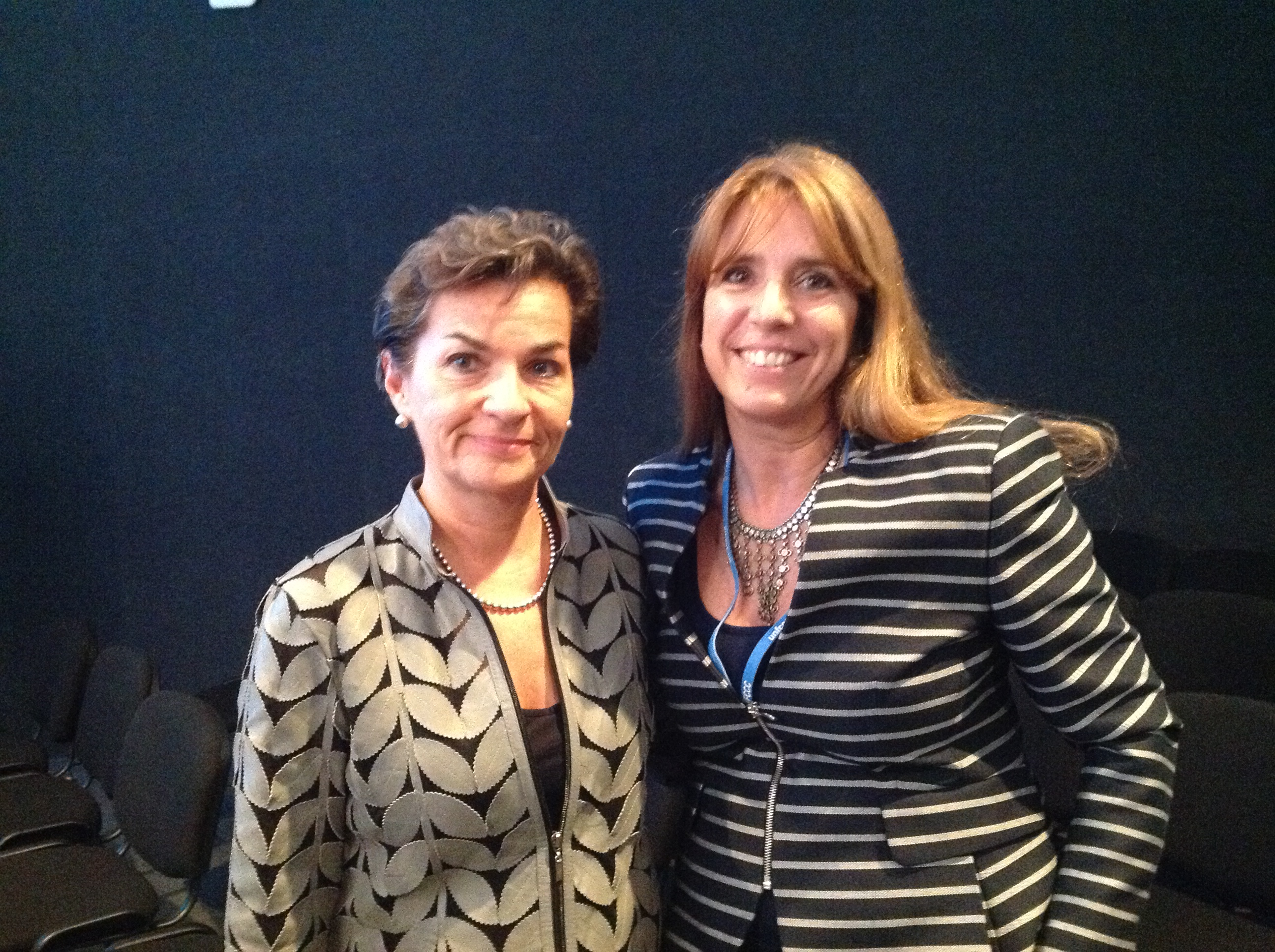 Christiana Figueres: Último día al frente de la Convención Marco de Naciones Unidas de Cambio Climático