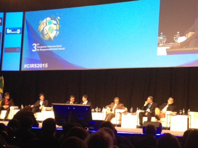 GENESIS presente en el 3er Congreso Internacional de Responsabilidad Social