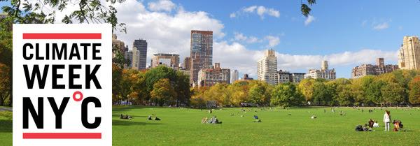 La semana del Cambio Climático a realizarse en Nueva York del 21 al 28 de Septiembre de 2015