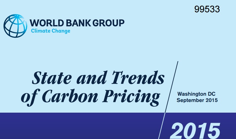 Growing global momentum for carbon pricing