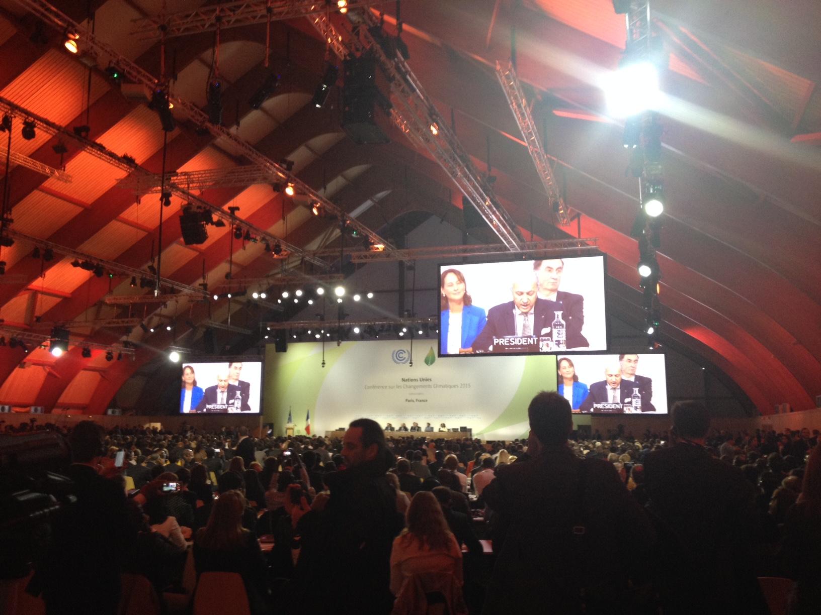 Gran expectativa por el Acuerdo de Paris a firmarse el 22 de Abril en New York