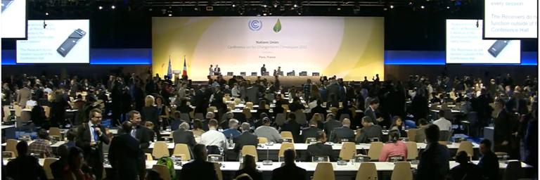 Los Ojos del Mundo están puestos en la COP 21