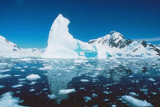 Ártico alcanzó año récord de calor desde que hay registros