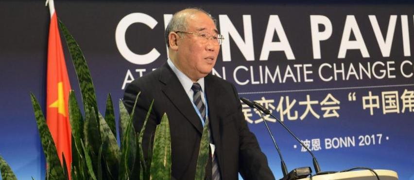 China alcanzo su compromiso de emisiones de carbono tres años antes de lo previsto