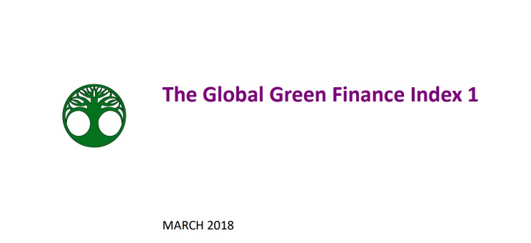 EL ÍNDICE GLOBAL DE FINANCIMIENTO VERDE FUE LANZADO. EUROPA OCCIDENTAL SUPERA A OTRAS REGIONES