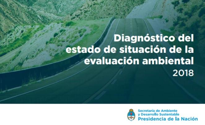 Diagnóstico de evaluación ambiental en Argentina