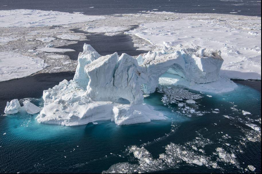 La Antártida está perdiendo seis veces más masa de hielo anualmente que hace 40 años
