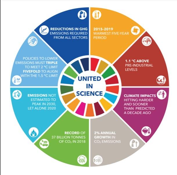 Landmark United en Sciencereport informa sobre la Cumbre de Acción Climática