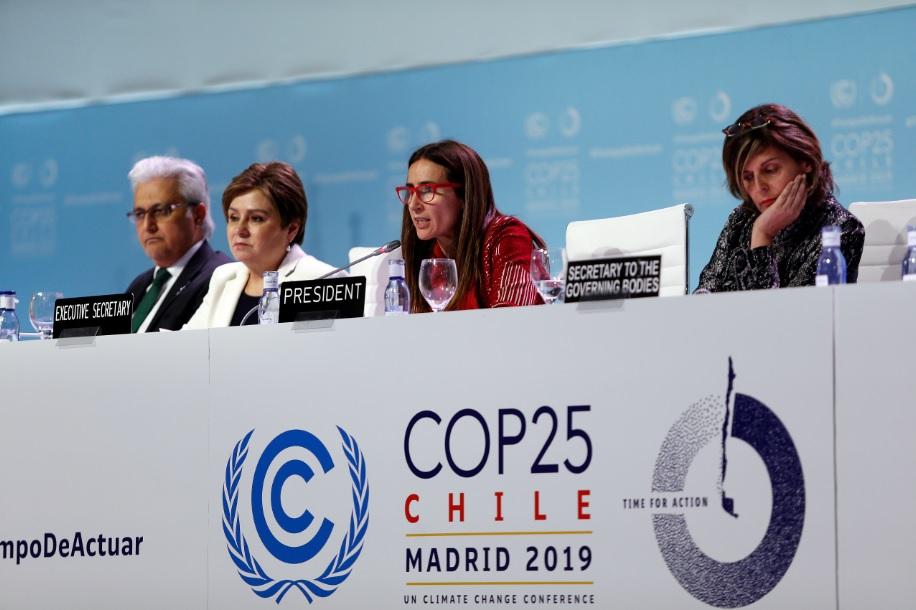 COP 25: Balance y Cierre