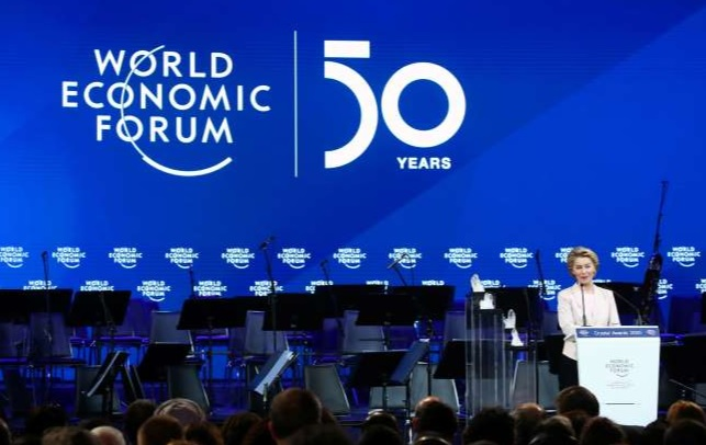 Davos ends with disagreement on climate and Greta Thunberg on the march