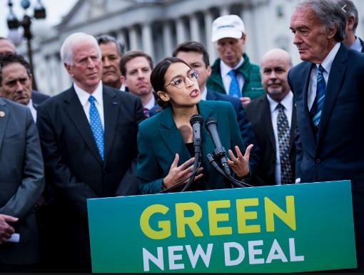 ¿Qué es el Green New Deal ?